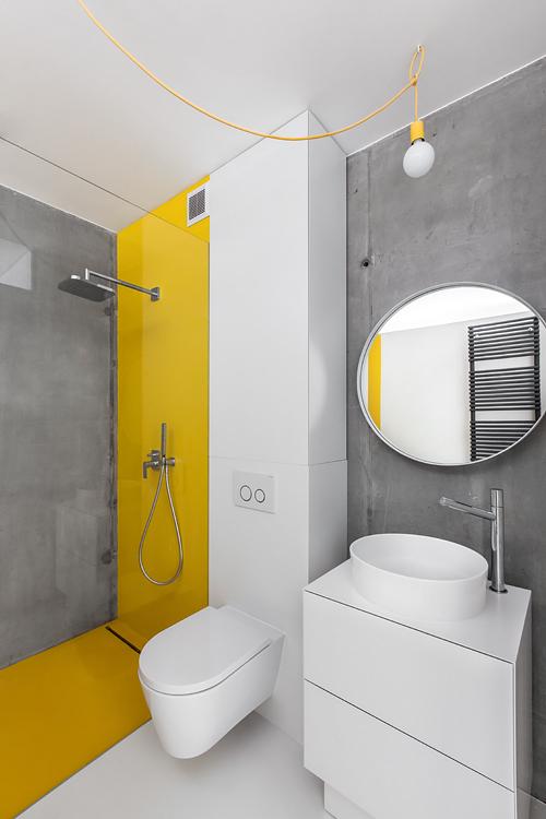 Minimalistyczna łazienka Bez Płytek A Co Zaprojektujemy